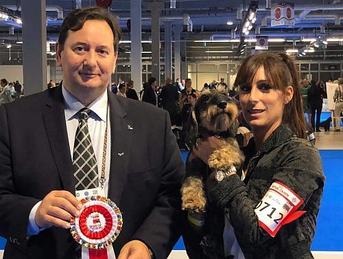 EUROPEAN DOG SHOW 2018 WARSAWA